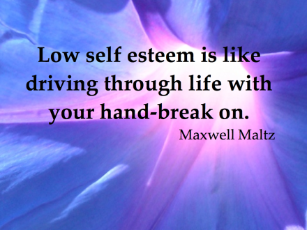 self esteem